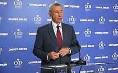 А. Климов: Граждане России неподдались напопытки внешнего вмешательства вотечественный конституционный процесс