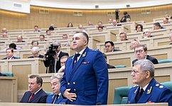 Совет Федерации назначил надолжность заместителя Генерального прокурора РФ И.Ткачева