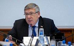В. Рязанский: Обязанность поустановке, замене приборов учета энергоресурсов нужно возложить наресурсоснабжающие организации