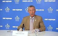 А. Климов: Странами Запада проводится целенаправленная политика вмешательства вотечественный конституционный процесс