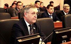 А. Ракитин: Впарламенте Карелии рассмотрен закон, направленный наобеспечение занятости инвалидов