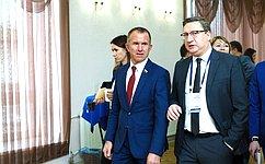 В. Кравченко: «Бизнес форум Томск– 2017» имеет большое значение для развития предпринимательства