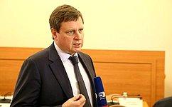 А. Епишин: Парламентарии стран СНГ готовы заняться разработкой необходимой законодательной базы для цифровизации