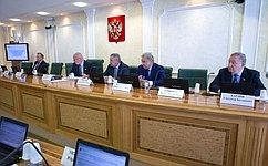 ВСФ поддержали предложения Красноярского края посовершенствованию антикоррупционного законодательства