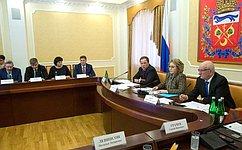 В. Матвиенко: Оренбургская область обладает очень большим потенциалом, который необходимо полностью задействовать