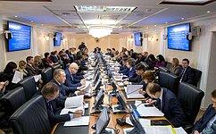 Закон, совершенствующий межбюджетные отношения, поддержал Комитет СФ побюджету ифинансовым рынкам