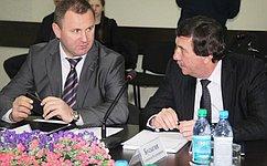 Н. Савельев принял участие врабочем совещании повопросам строительства космодрома «Восточный»