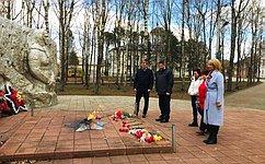 Н.Косихина: Герои Великой Отечественной войны учат нас исегодня достойно преодолевать все трудности