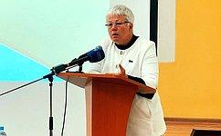 О. Тимофеева: Будущие журналисты должны уметь отличать правду отлжи