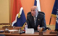П. Масловский обсудил вПриамурье готовность кзиме пострадавших отнаводнения районов