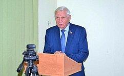 Образовательный форум Республики Коми даёт возможность решать государственные задачи сучётом запросов общества— В.Марков