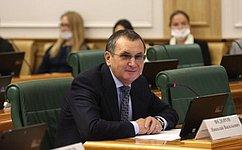 Н. Федоров обсудил сжителями Чувашии проблемы благоустройства, здравоохранения, образования иохраны окружающей среды