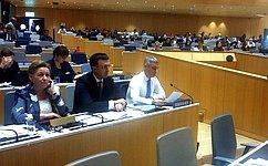 С. Фабричный участвует взаседании Ассамблеи государств-членов Всемирной организации интеллектуальной собственности