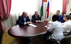 Представители вСФ отКраснодарского края оценили безопасность пищевой продукции врегионе