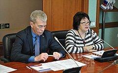Л.Талабаева приняла участие взаседании рабочей группы молодежного антикоррупционного проекта Приморского края