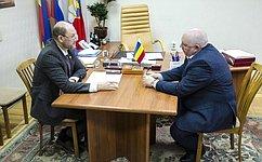 Вмуниципалитетах Ростовской области активно реализуется проект повнедрению инициативного бюджетирования— В.Лакунин