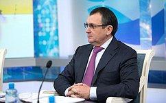 Н.Федоров: Необходимо продолжать работу поустранению излишних административных барьеров врыбохозяйственном комплексе