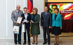 Г.Карелова: Социальная значимость проекта «Дети-герои» очень велика
