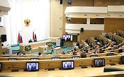 VII Форум регионов Беларуси иРоссии прошел врежиме видеомоста ибыл посвящен развитию социально-экономических идуховных связей народов двух стран