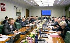 Комитет СФ поэкономической политике рекомендовал одобрить увеличение страховой суммы при страховании экипажей воздушных судов