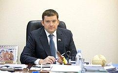 Н.Журавлев избран председателем Комитета Совета Федерации побюджету ифинансовым рынкам