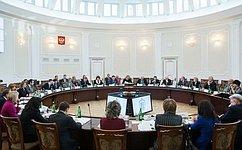 Профильный Комитет СФ обсудил сМинистром образования инауки РФ актуальные вопросы развития образовательной сферы