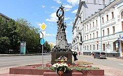 В. Матвиенко: День солидарности вборьбе стерроризмом— символ единения государства иобщества вборьбе сэтим вызовом