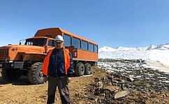 Развитие Удоканского месторождения меди имеет огромное значение для Забайкальского края—Б.Жамсуев