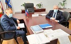 С. Мартынов окажет организационную поддержку изобретателям