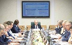 Развитие биржевого рынка зерна обсудили вКомитете СФ поаграрно-продовольственной политике иприродопользованию