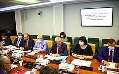 Очередной доклад Временной комиссии СФ позащите государственного суверенитета будет представлен всередине июля— А.Климов