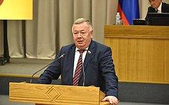В. Николаев: Вопросы реализации нацпроектов должны стать ключевыми контрольными точками деятельности муниципальных образований