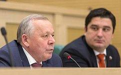 СФ одобрил поправки всвязи спреобразованием Южного иКрымского федеральных округов вЮжный федеральный округ