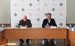 Ю.Воробьев: Наша задача сейчас— завершить все подготовительные процедуры коткрытию кадетской школы вВытегорском районе
