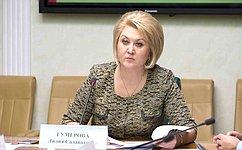 Л.Гумерова: Сенаторы разработали законопроект, дающий право регионам финансировать организацию обучения школьников набазе вузов