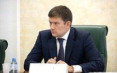 Н. Журавлев выступил нафоруме Национальной финансовой ассоциации