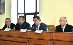 Поддержка малого исреднего предпринимательства должна вестись сучетом региональных иместных аспектов– В.Полетаев