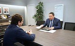 Проект «Умный город» внедрят вГорно-Алтайске– В.Полетаев