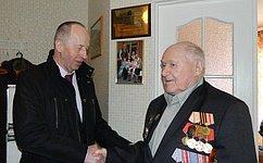 Мы должны помнить оподвиге наших ветеранов вВеликой Отечественной войне»— Е. Алексеев