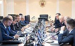 ВСФ обсудили роль парламентариев России, Индии иКитая вделе создания Большого Евразийского партнерства