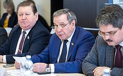 В.Городецкий: Важно соблюсти баланс между требованиями безопасности режимных предприятий ипотребностями развития ЗАТО