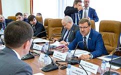 Участники «круглого стола» вСФ выступили засохранение ивыполнение положений Договора оликвидации ракет средней именьшей дальности