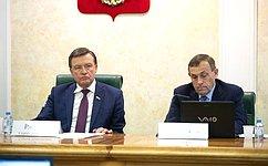 Обеспечение сбалансированности региональных бюджетов напримере Республики Марий Эл рассмотрели вСовете Федерации