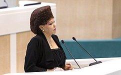 В. Петренко наградила многодетные семьи России