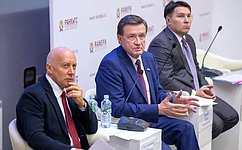 Мы получили много предложений отрегионов посовершенствованию налогового законодательства— С.Рябухин