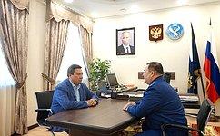 В. Полетаев: Важно продолжать социально значимую работу сжителями Республики Алтай