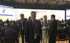 А. Шевченко: Петербургский международный экономический форум заряжает своей энергией