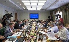 Комитет СФ поэкономической политике поддержал закон овозврате кзимнему времени вРФ