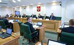 Профильный Комитет СФ рекомендовал кандидатуру А.Марьина для назначения надолжность судьи Верховного Суда РФ