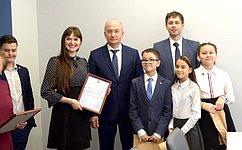 Детские технопарки позволяют подготовить будущих специалистов для современных отраслей экономики страны— О.Цепкин
